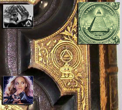 Haydock Douay Rheims Illuminati Bible 1