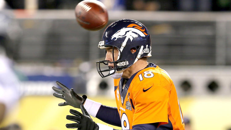 Peyton Manning humiliated in the Superbowl