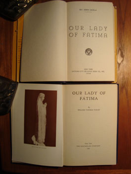 Our Lady of Fatima Book 6