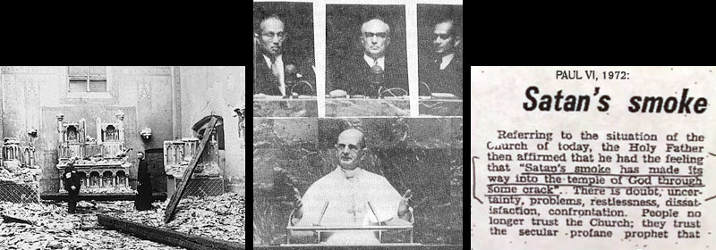 Third Secret of Fatima - Paul VI and the Advent of the New World Order