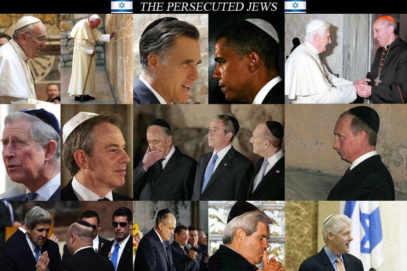 The Persecuted Jews
