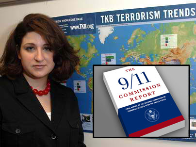 Managing editor of the 9-11 Commission Report
