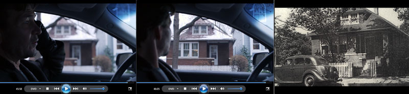 Mr Nobody's grandmother's house in 'The Beast'
