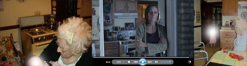 Mr Nobody's grandmother's kitchen in 'The Beast'