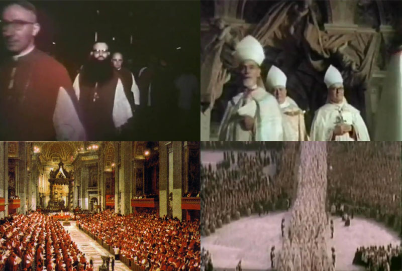 The Vatican II witchfest