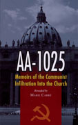 AA-1025: Memoirs of the Communist Infiltration into the Church