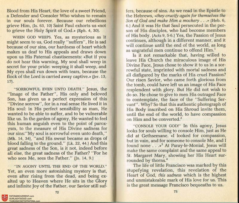 The Whole Truth About Fatima Volume 2 pages 58-59