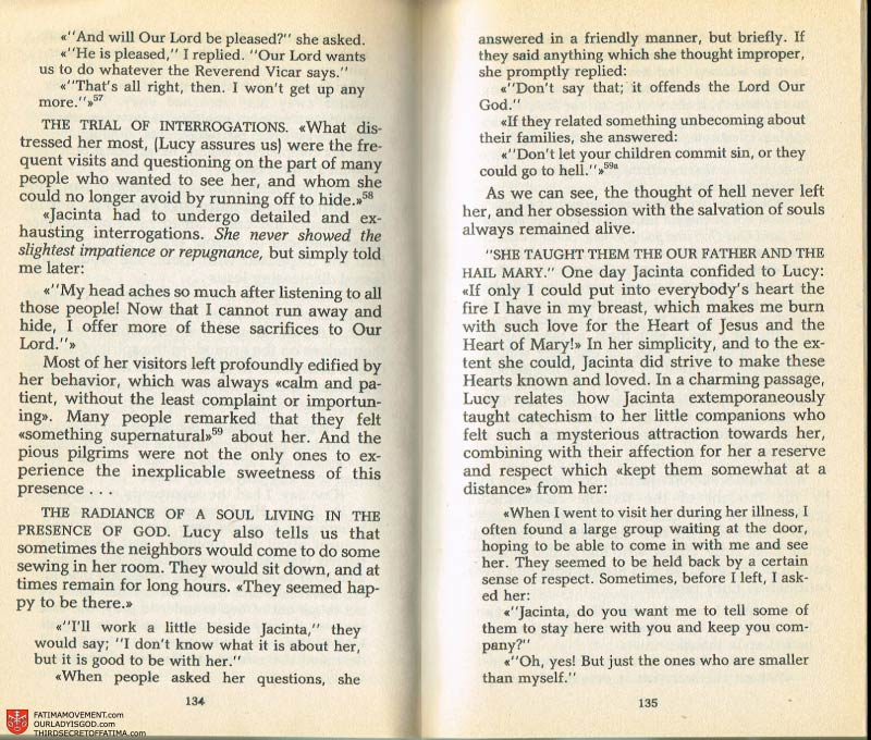 The Whole Truth About Fatima Volume 2 pages 120-121