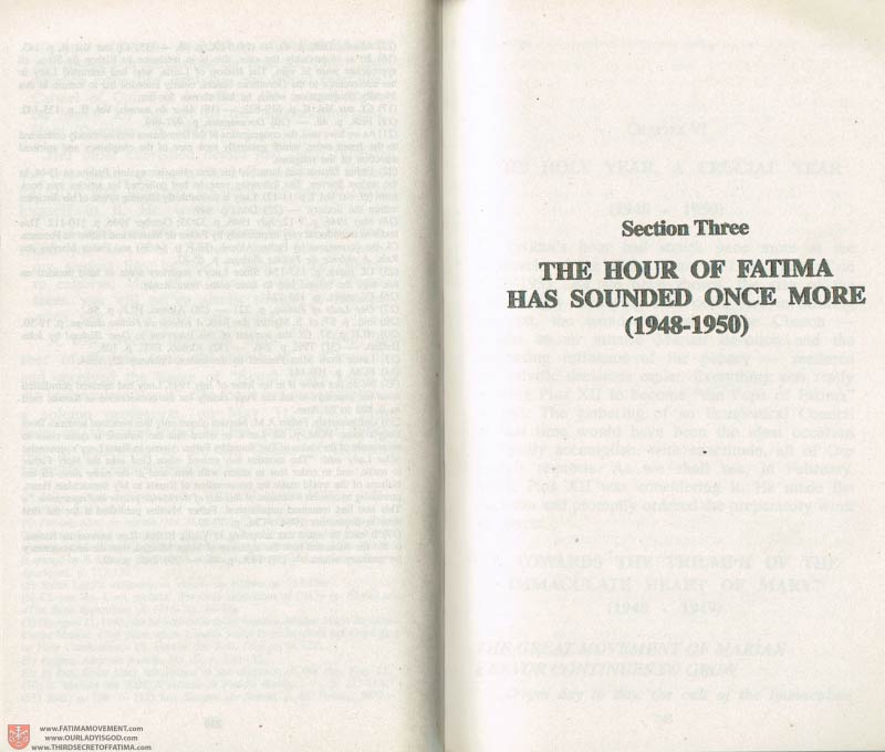 The Whole Truth About Fatima Volume 3 pages 240-241
