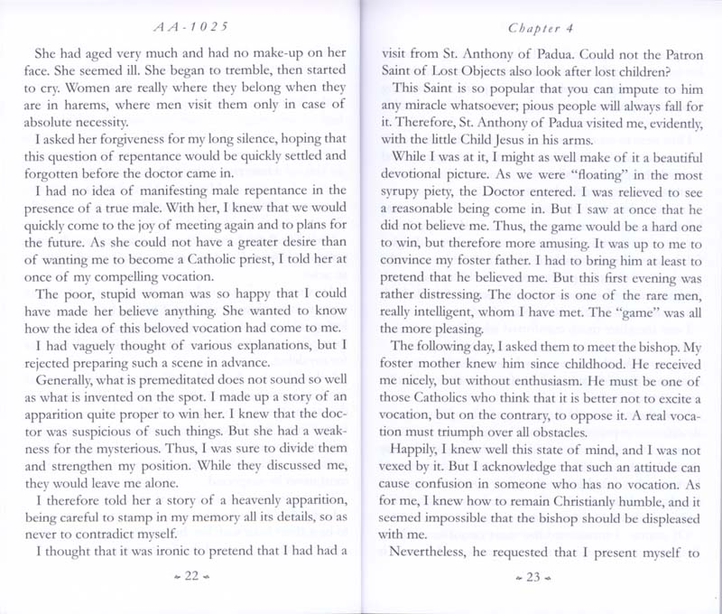Memoirs of the Communist Infiltration Into the Catholic Church p. 22-23
