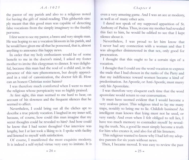 Memoirs of the Communist Infiltration Into the Catholic Church p. 24-25