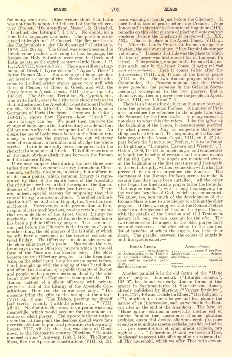 Catholic Encyclopedia: Sacraments page 793