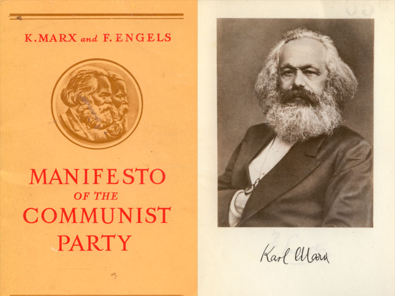 an analysis of the idea of communism in animal farm by karl marx Karl marx's perfect society described in his communist manifesto is in direct conflict with the implementation of soviet communism, which was scathingly criticized by george orwell's book animal farm.
