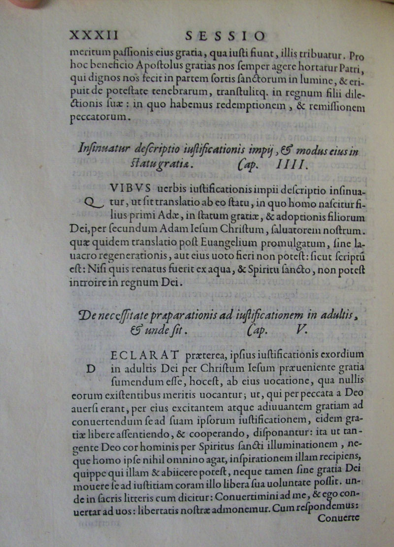 Council of Trent Depaul Special Collections photo 52