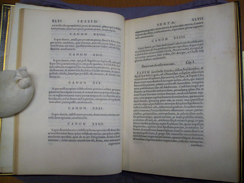 Council of Trent Depaul Special Collections photo 11