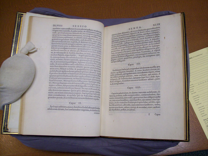 Council of Trent Depaul Special Collections photo 12