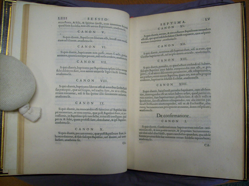 Council of Trent Depaul Special Collections photo 16