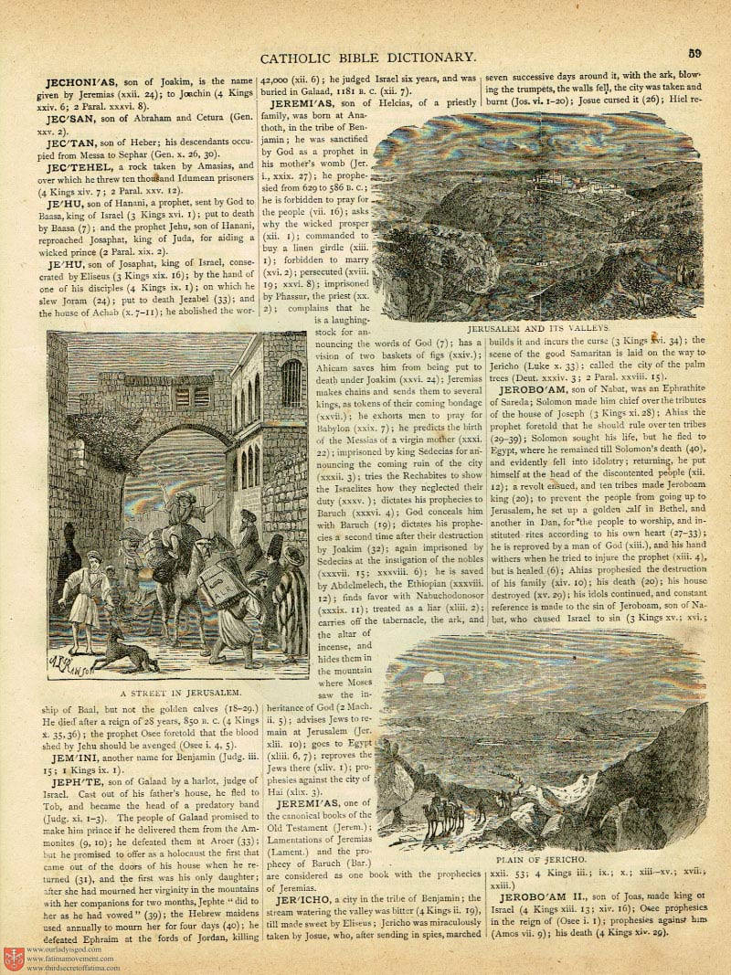The Haydock Douay Rheims Bible page 0184