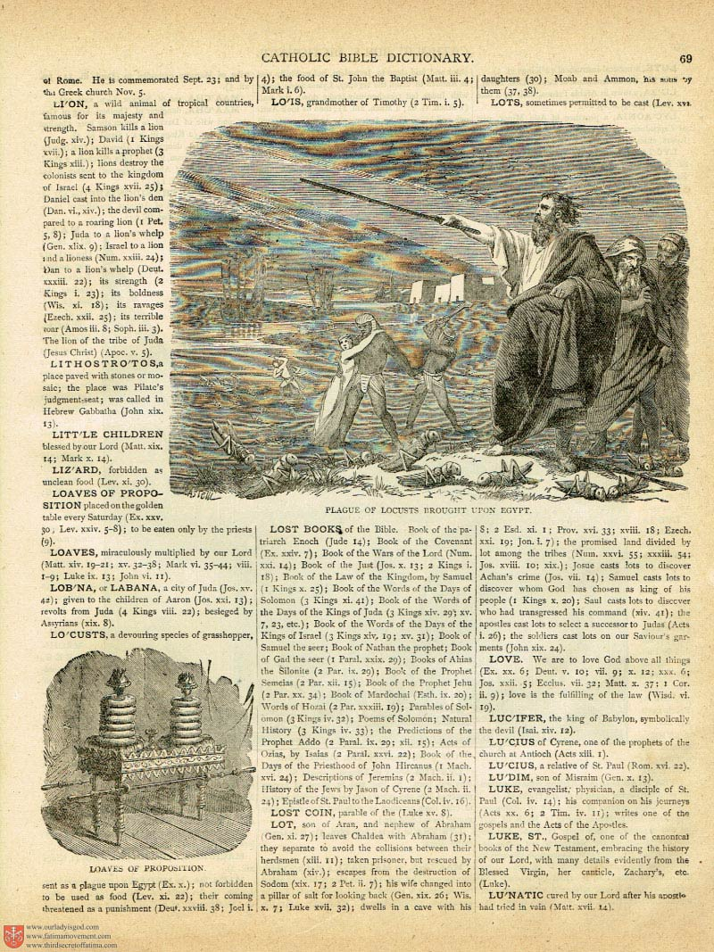 The Haydock Douay Rheims Bible page 0194