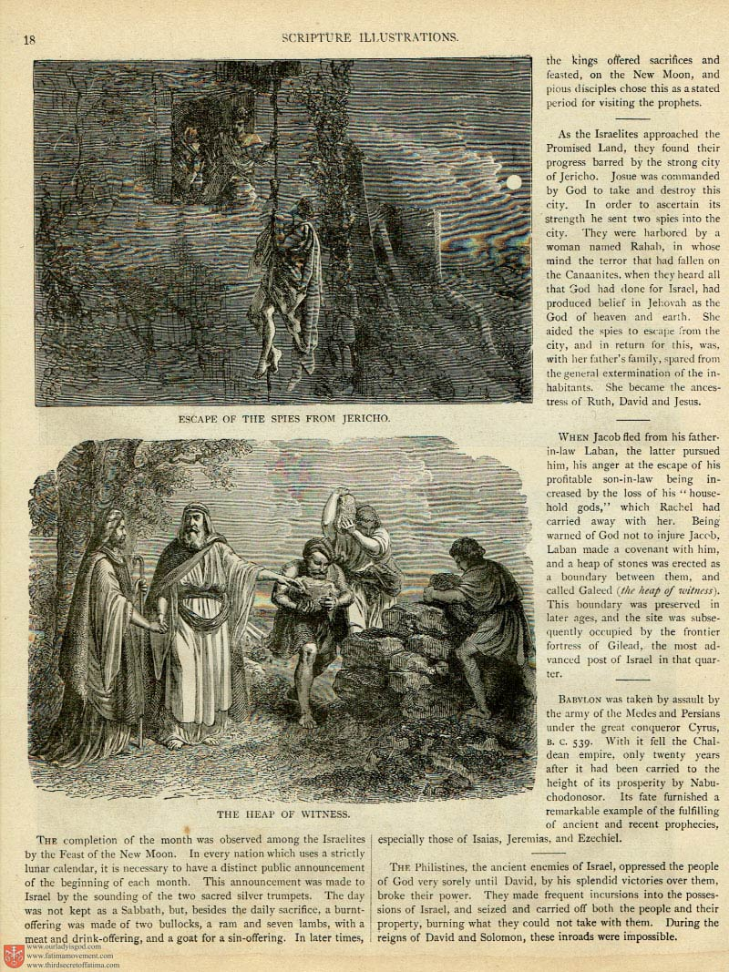 The Haydock Douay Rheims Bible page 0271