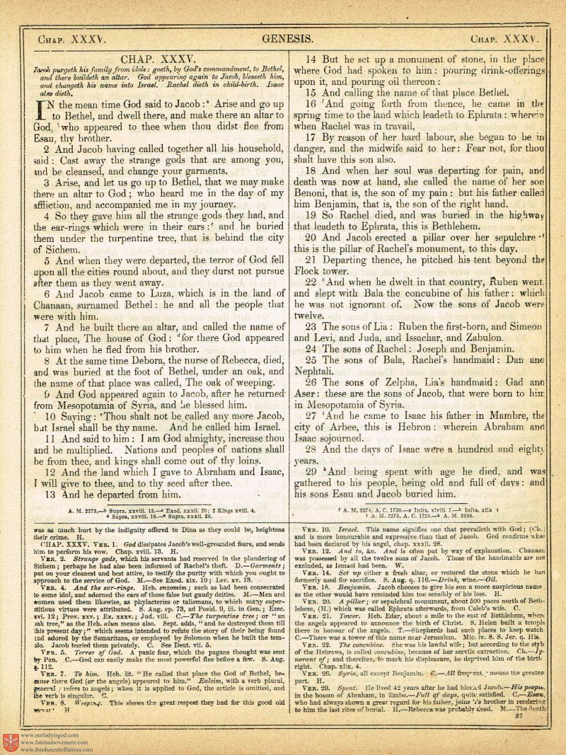 The Haydock Douay Rheims Bible page 0356