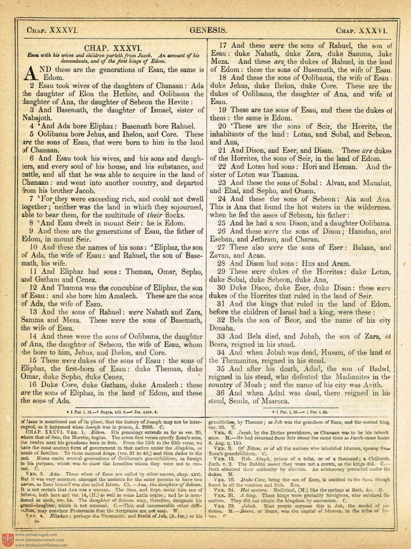 The Haydock Douay Rheims Bible page 0357