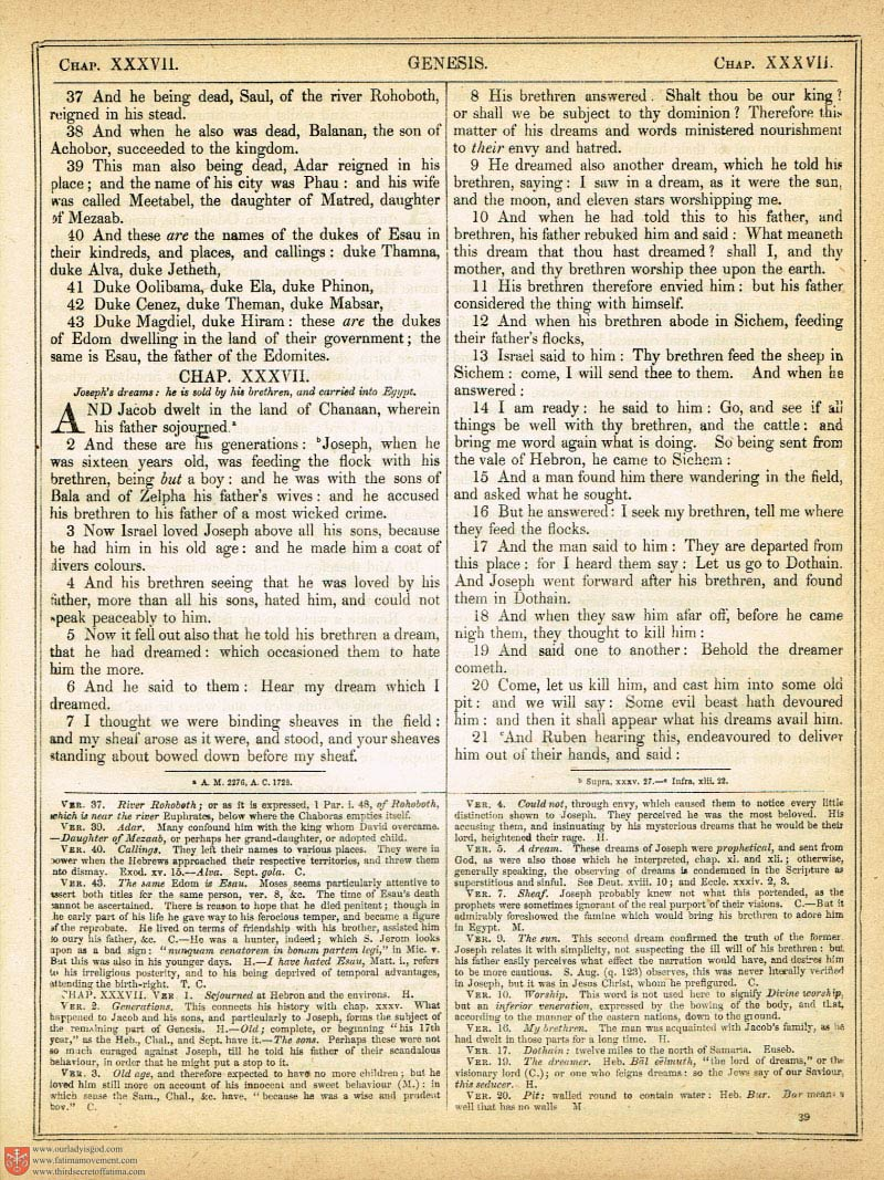 The Haydock Douay Rheims Bible page 0358