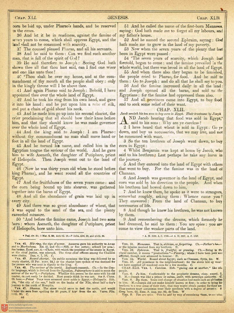 The Haydock Douay Rheims Bible page 0363