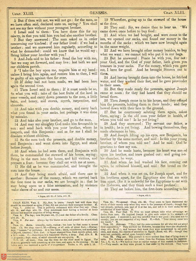 The Haydock Douay Rheims Bible page 0365