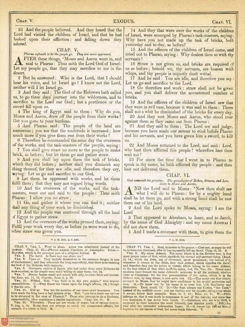 The Haydock Douay Rheims Bible page 0378