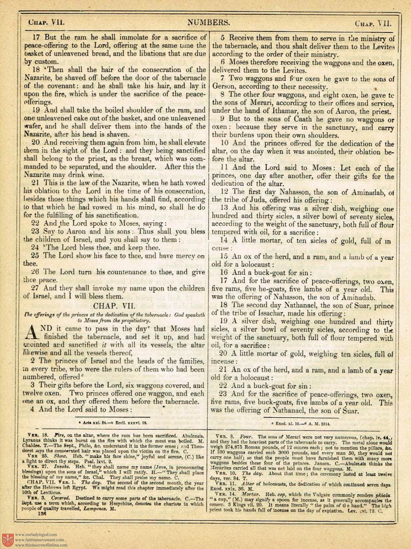 The Haydock Douay Rheims Bible page 0463