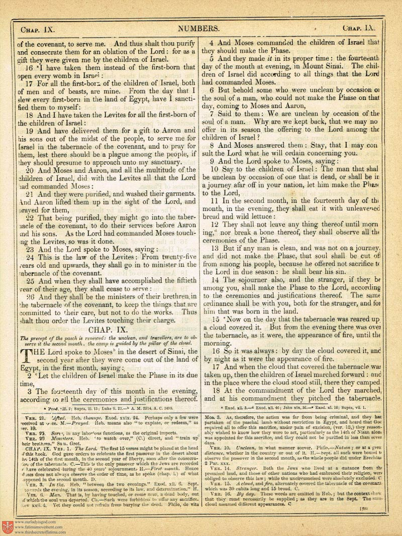The Haydock Douay Rheims Bible page 0466
