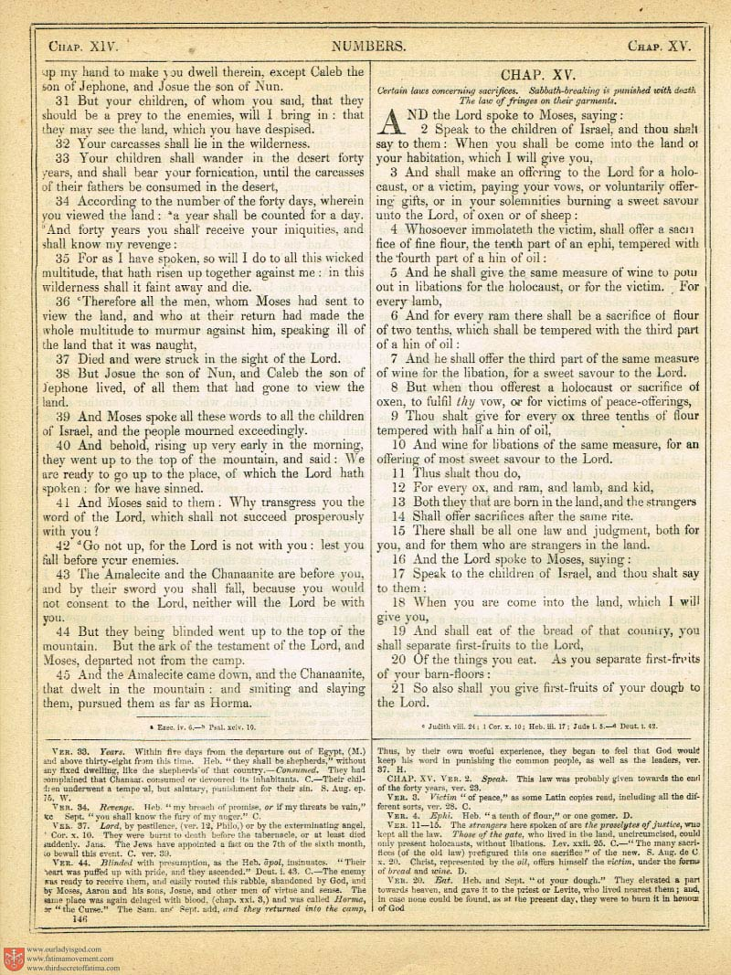 The Haydock Douay Rheims Bible page 0473