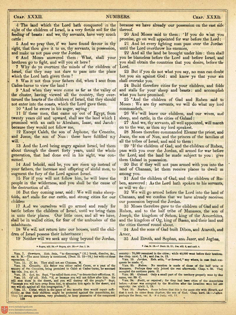 The Haydock Douay Rheims Bible page 0495