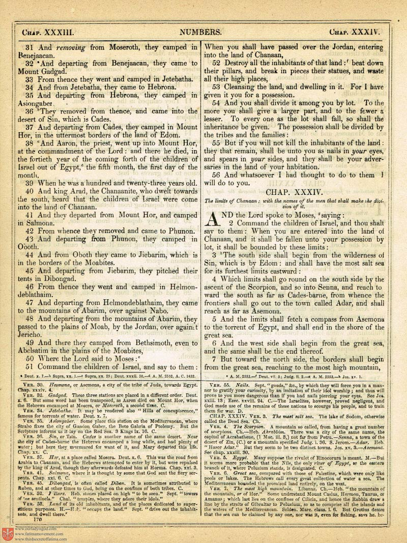 The Haydock Douay Rheims Bible page 0497