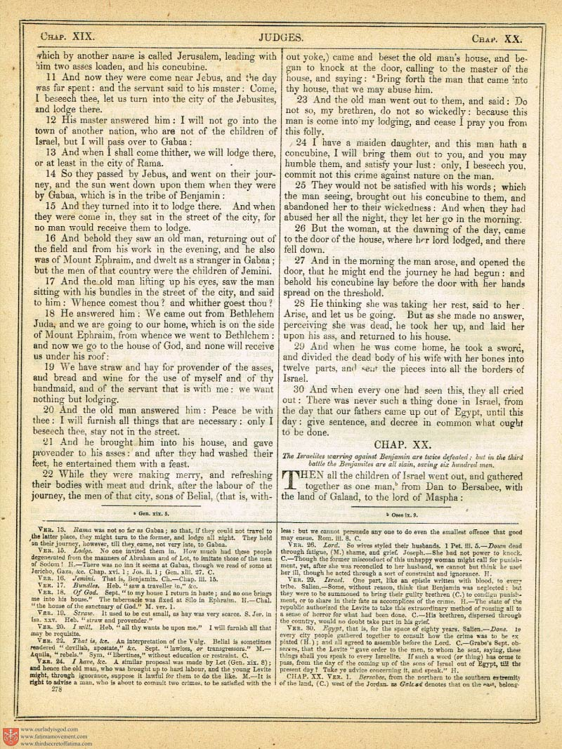 The Haydock Douay Rheims Bible page 0605