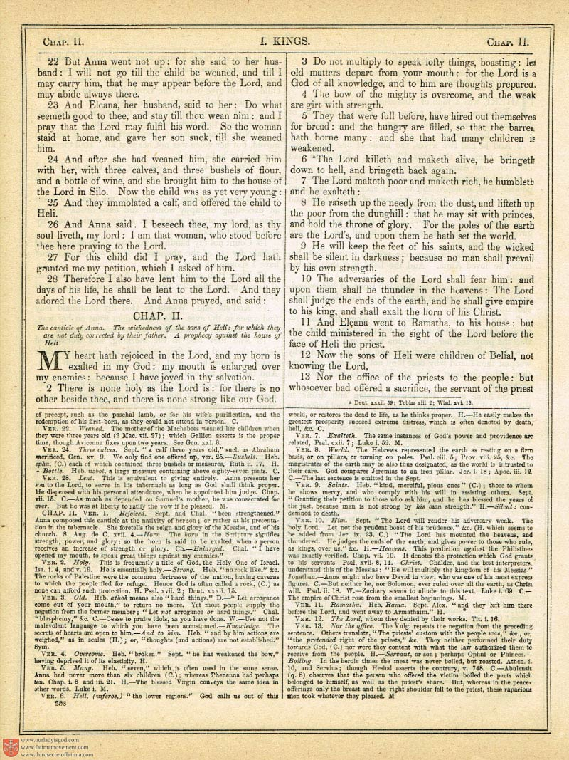 The Haydock Douay Rheims Bible page 0615