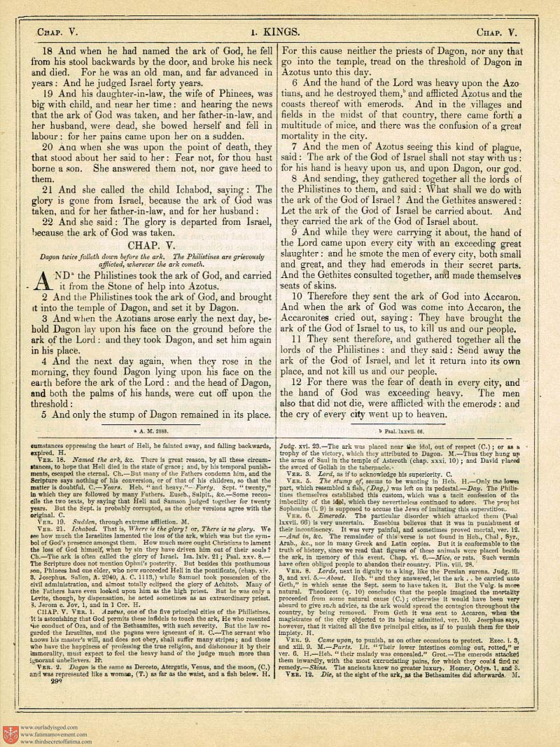 The Haydock Douay Rheims Bible page 0619