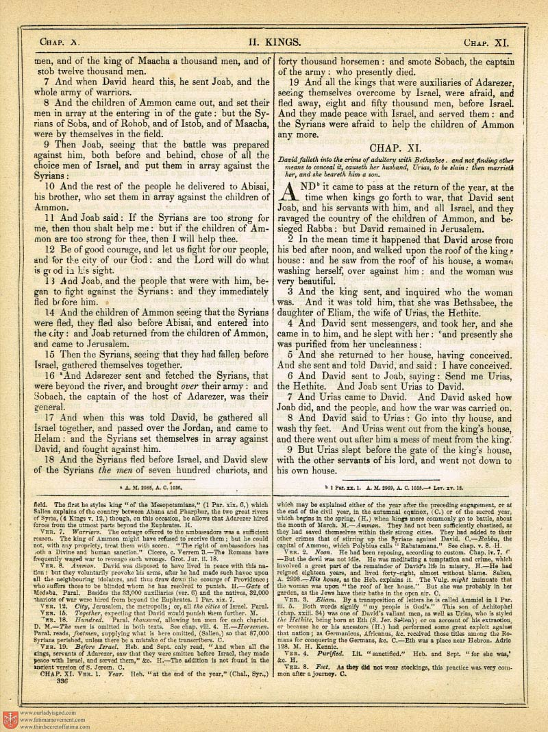 The Haydock Douay Rheims Bible page 0663