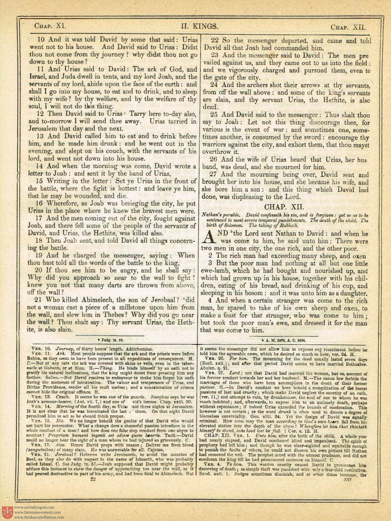 The Haydock Douay Rheims Bible page 0664