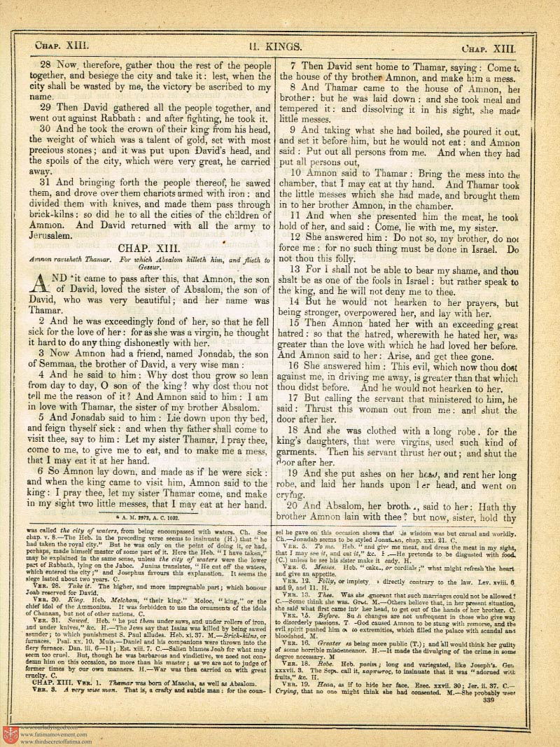 The Haydock Douay Rheims Bible page 0666