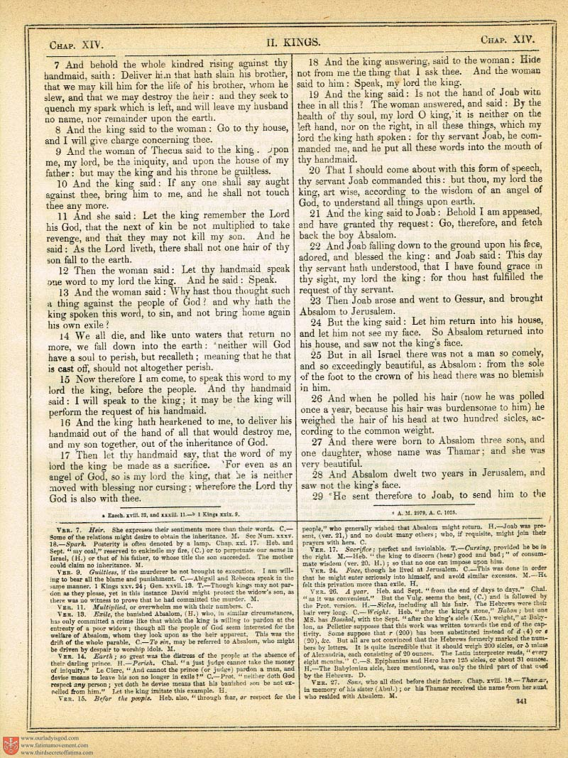 The Haydock Douay Rheims Bible page 0668