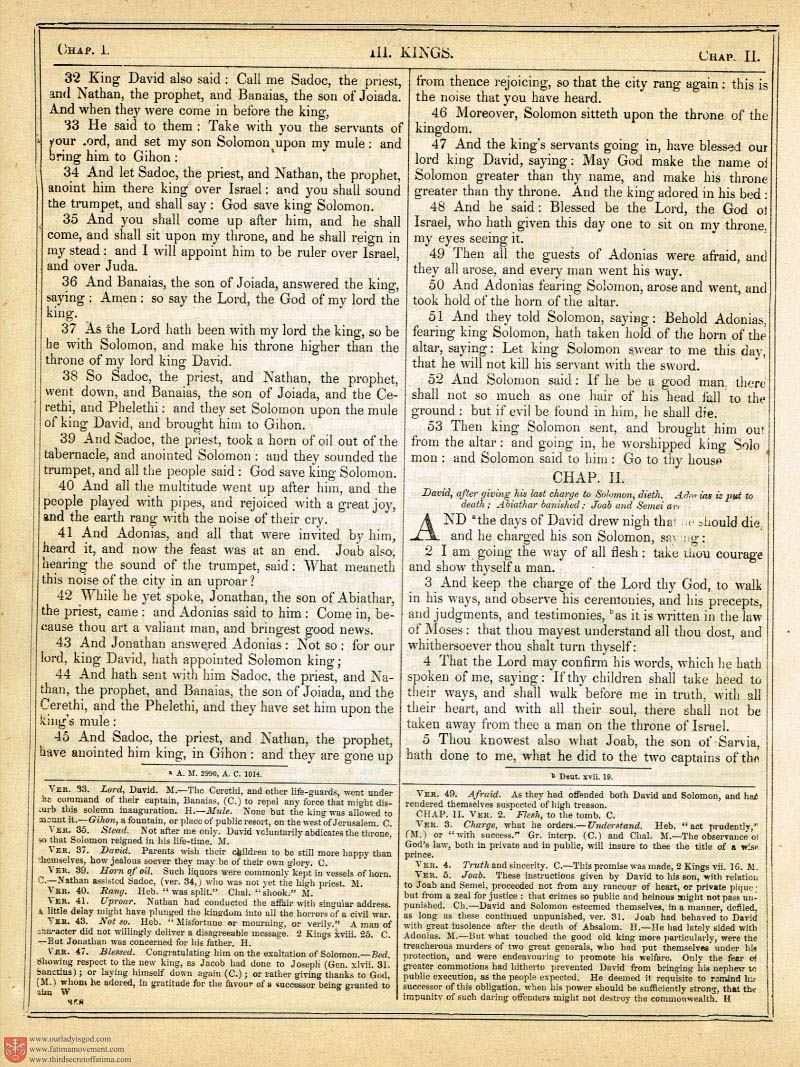 The Haydock Douay Rheims Bible page 0685