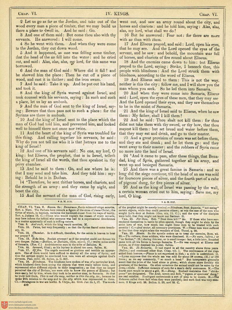 The Haydock Douay Rheims Bible page 0727