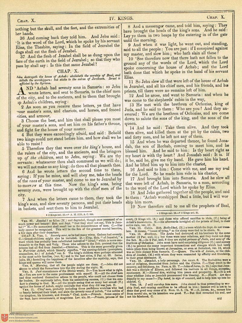 The Haydock Douay Rheims Bible page 0732
