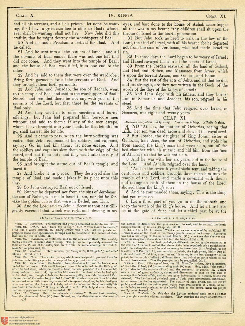 The Haydock Douay Rheims Bible page 0733