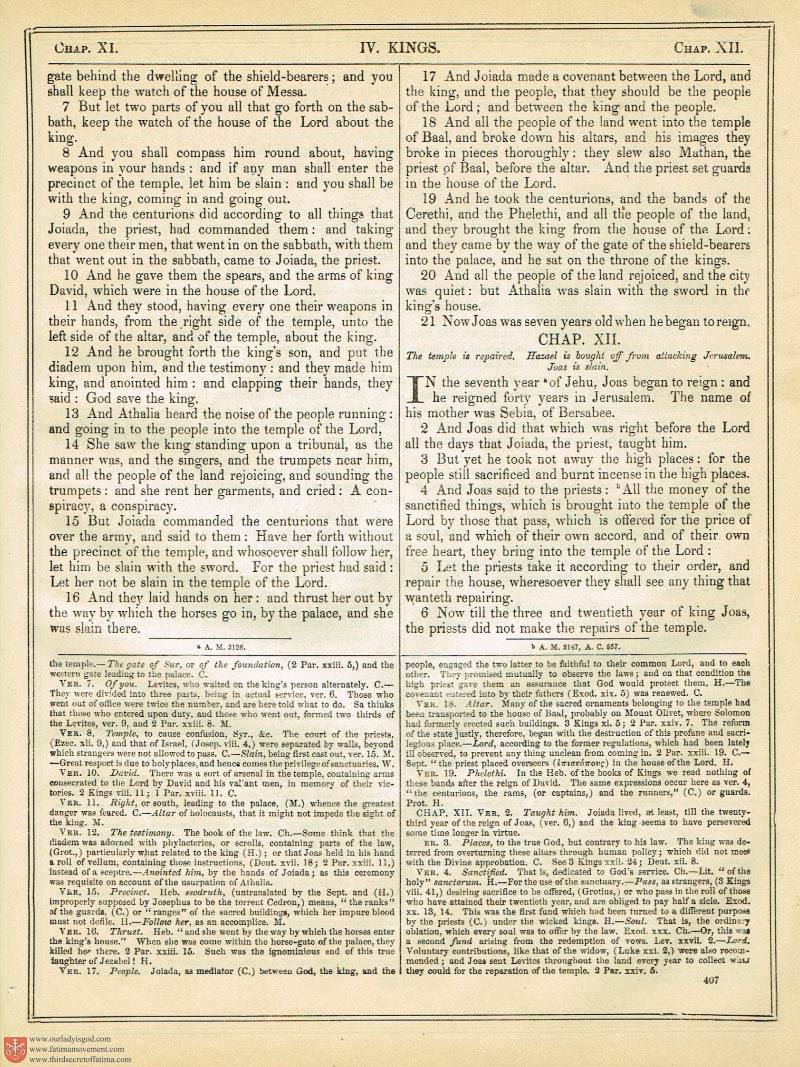 The Haydock Douay Rheims Bible page 0734