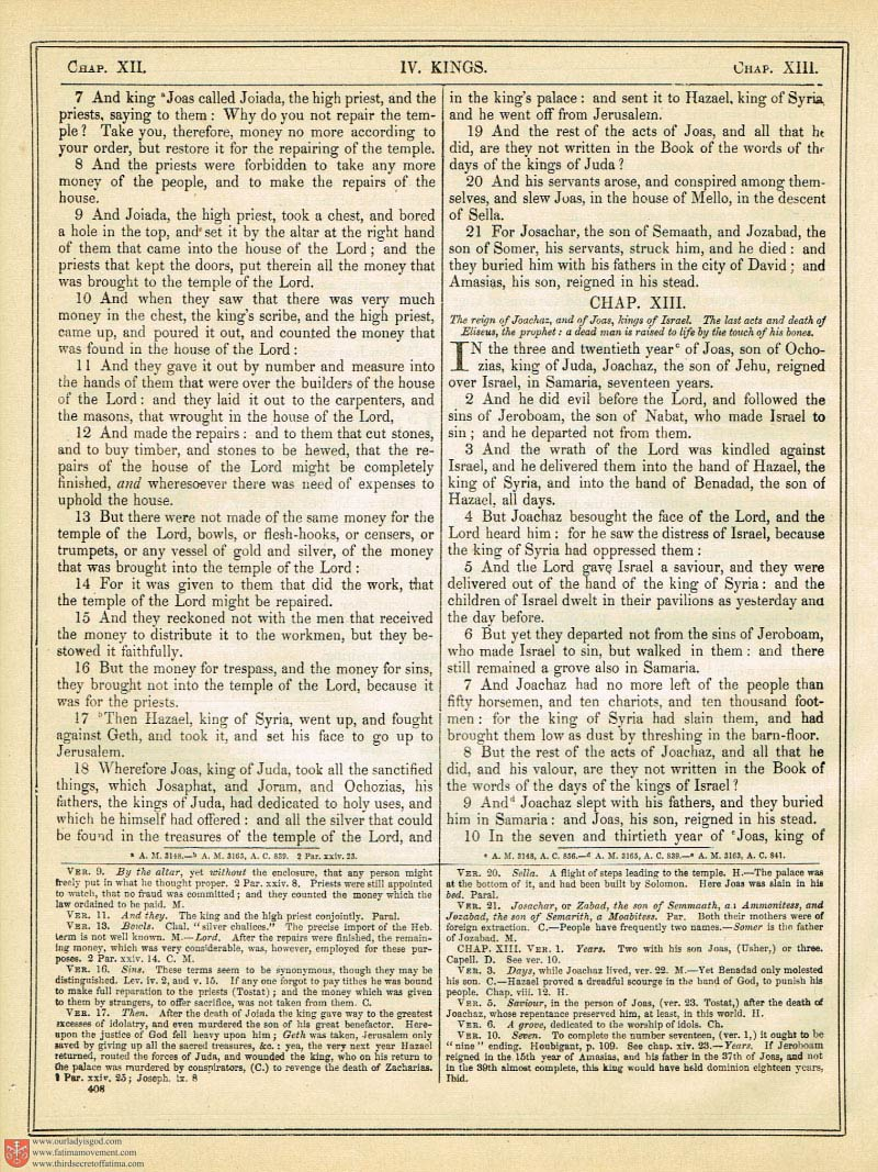 The Haydock Douay Rheims Bible page 0735