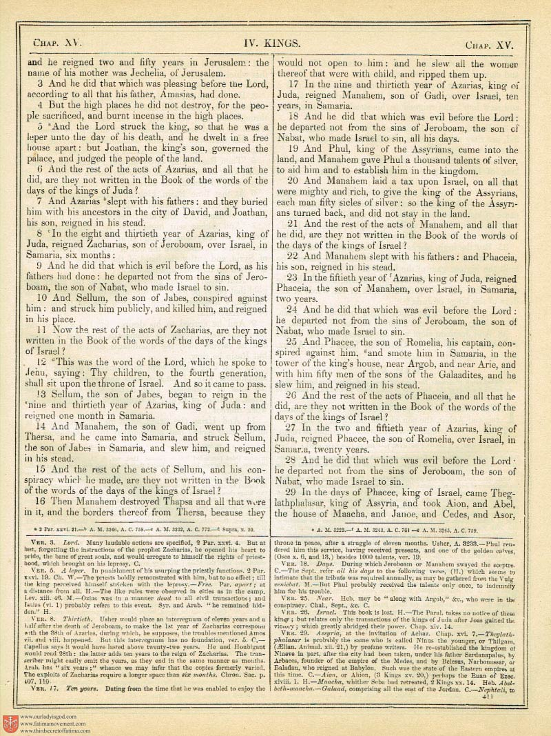The Haydock Douay Rheims Bible page 0738