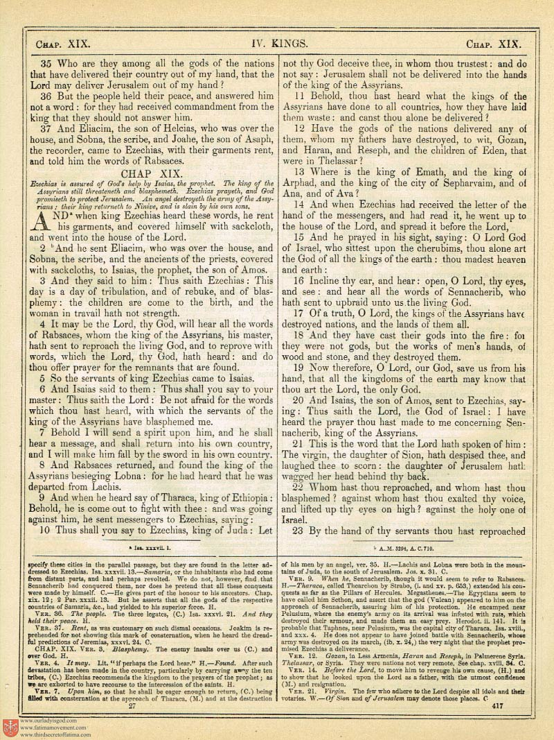 The Haydock Douay Rheims Bible page 0744